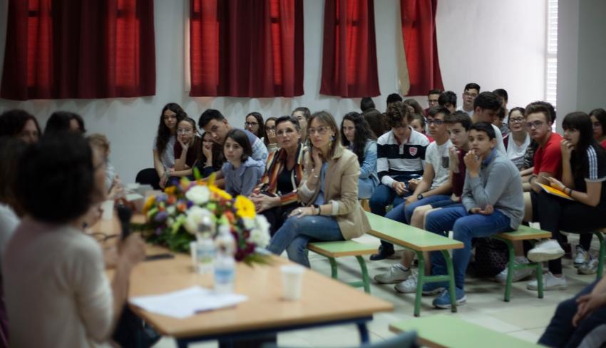Imagen de la noticia Estudiantes cordobeses crean sus propias narrativas para reivindicarse como jóvenes críticos y solidarios