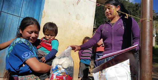 Imagen de la noticia La Cooperación Española promueve el acceso a la salud integral en Guatemala, El Salvador y Perú