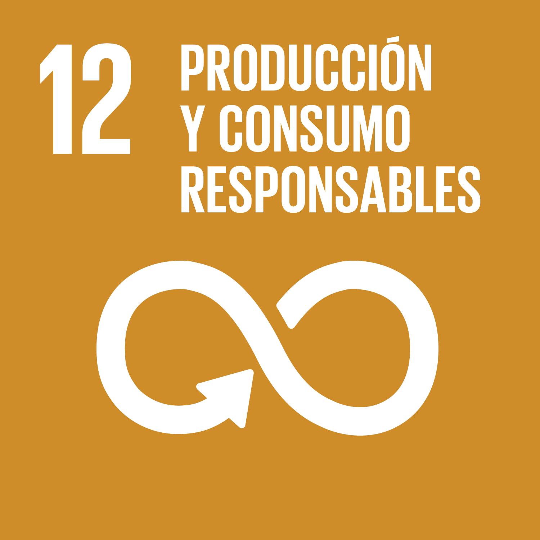 Objetivo 12: Producción y consumo responsables