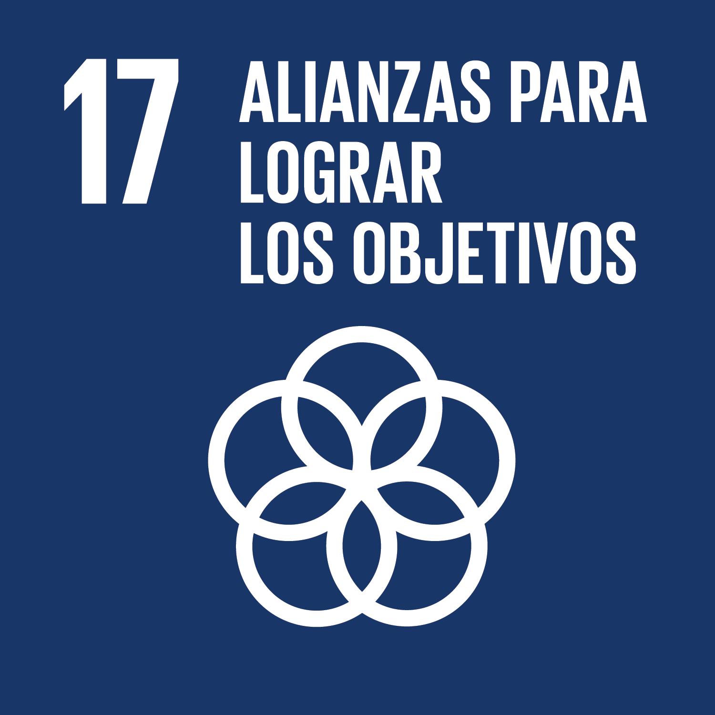 Objetivo 17: Alianzas para lograr los objetivos