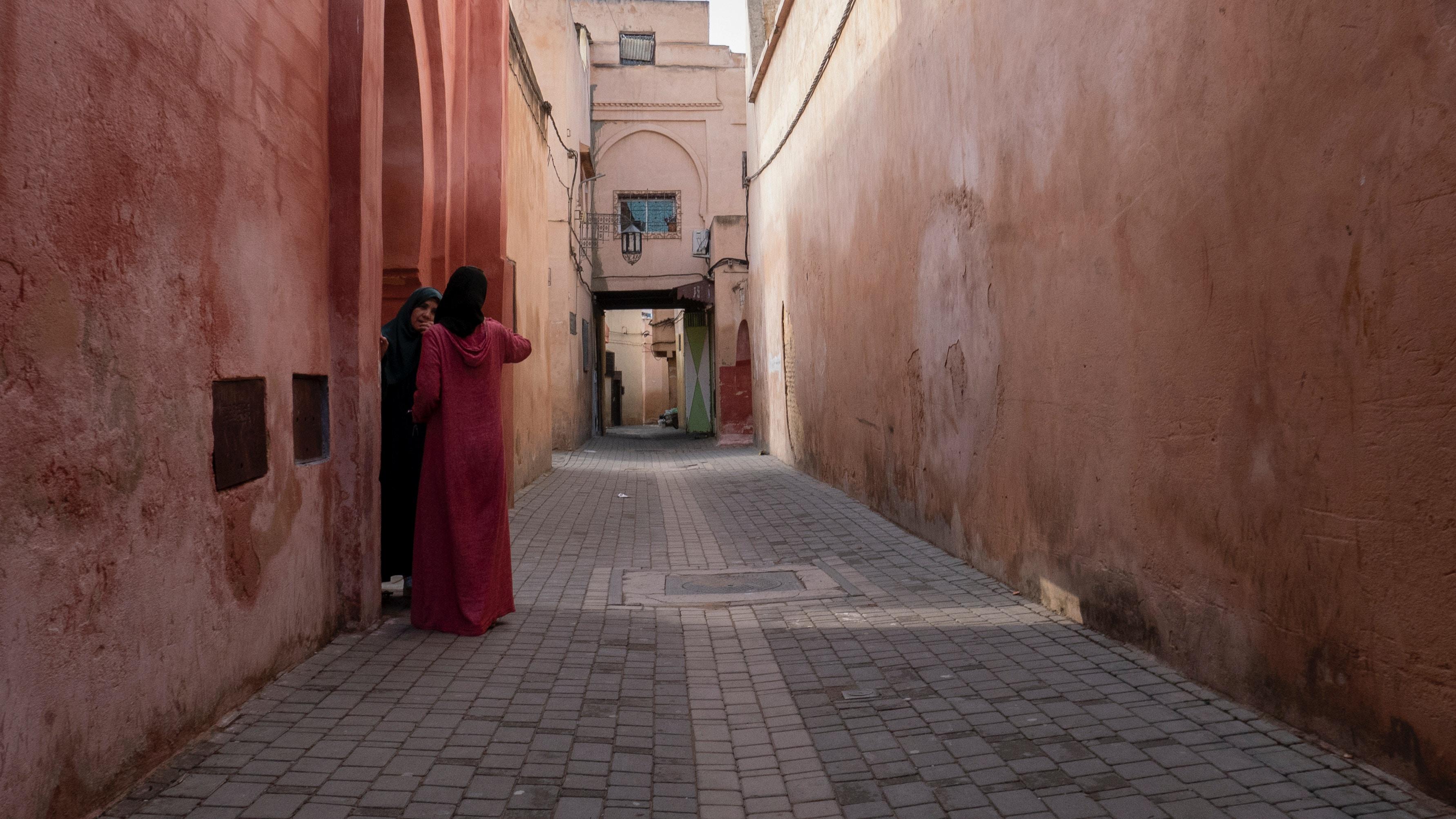 Imagen de la noticia Med Attadamun II: acción integral con migrantes en Marruecos