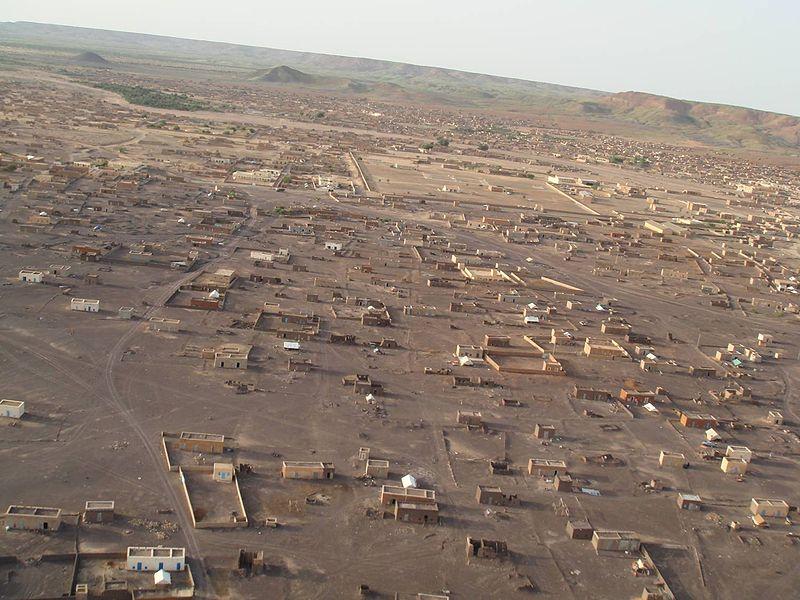 Imagen de la noticia Mejora de la infraestructuras de la Dras. Construcción de un centro de salud en la localidad de Ain Savra. Región del Adrar