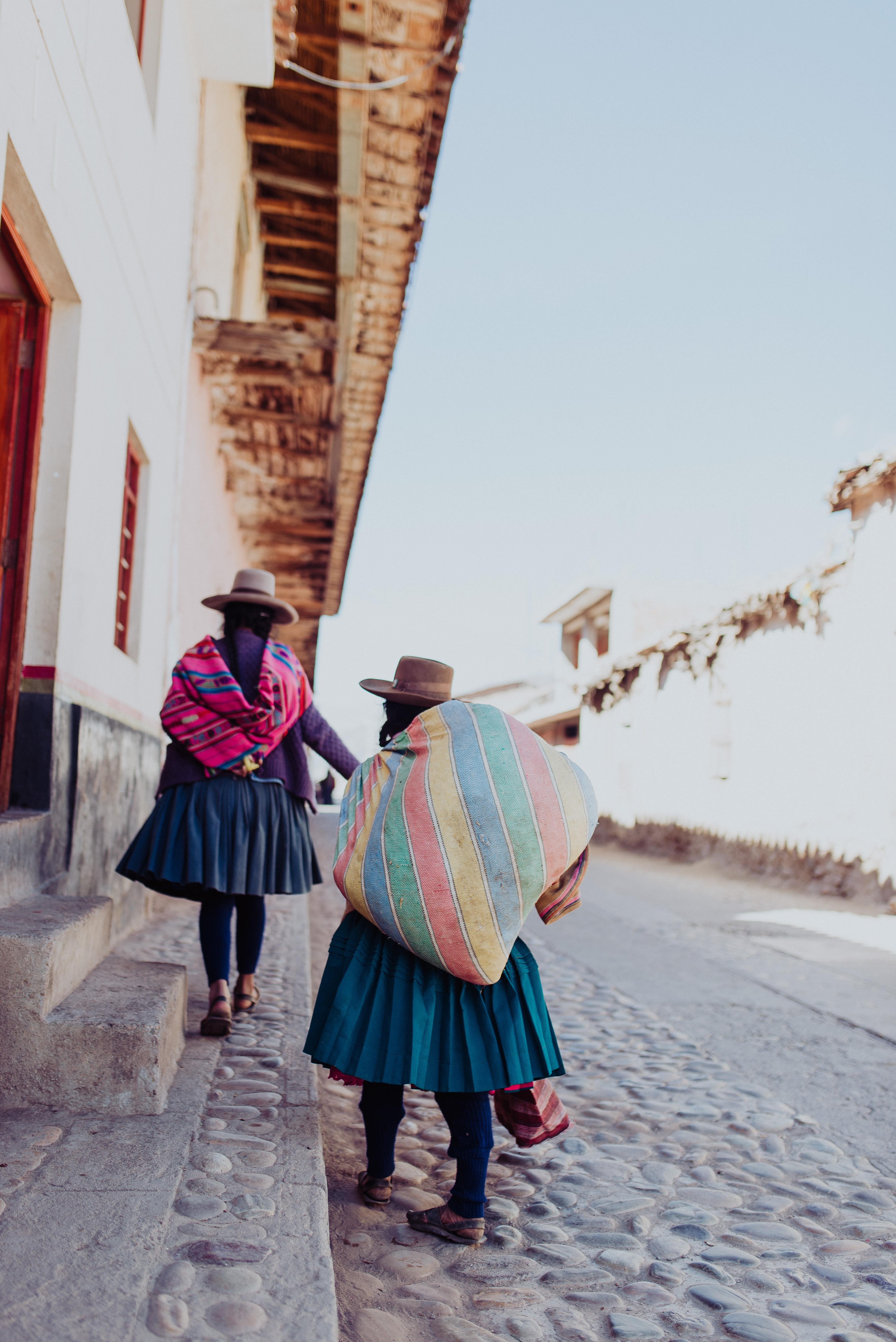 Imagen de la noticia Mejorado el acceso de las mujeres de 12 comunidades rurales indígenas al sistema de atención y protección frente a la violencia de género, en el distrito de Pomacanchi, provincia de Acomayo, Cusco