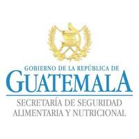 Secretaría de Seguridad Alimentaria y Nutricional del Gobierno de Guatemala