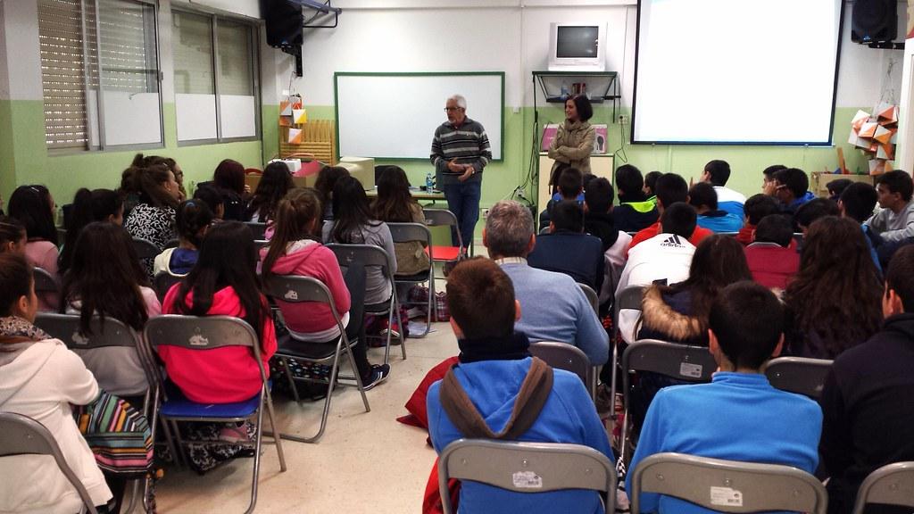 Imagen de la noticia La paz empieza en la educación: un paso para la movilización en Derechos Humanos en las aulas andaluzas (Fase II)