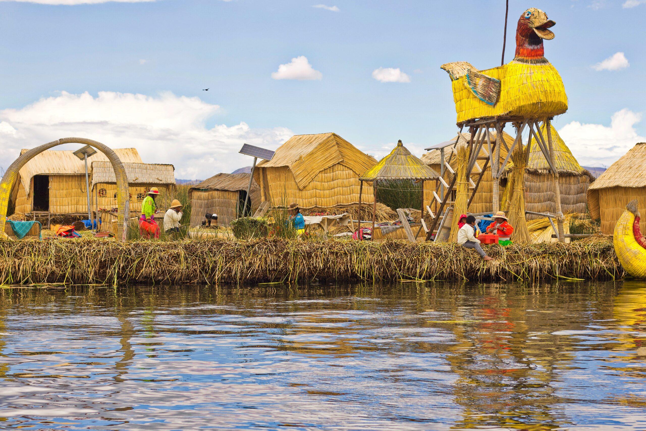 Imagen de la noticia Promoción del buen vivir del pueblo indígena yampara