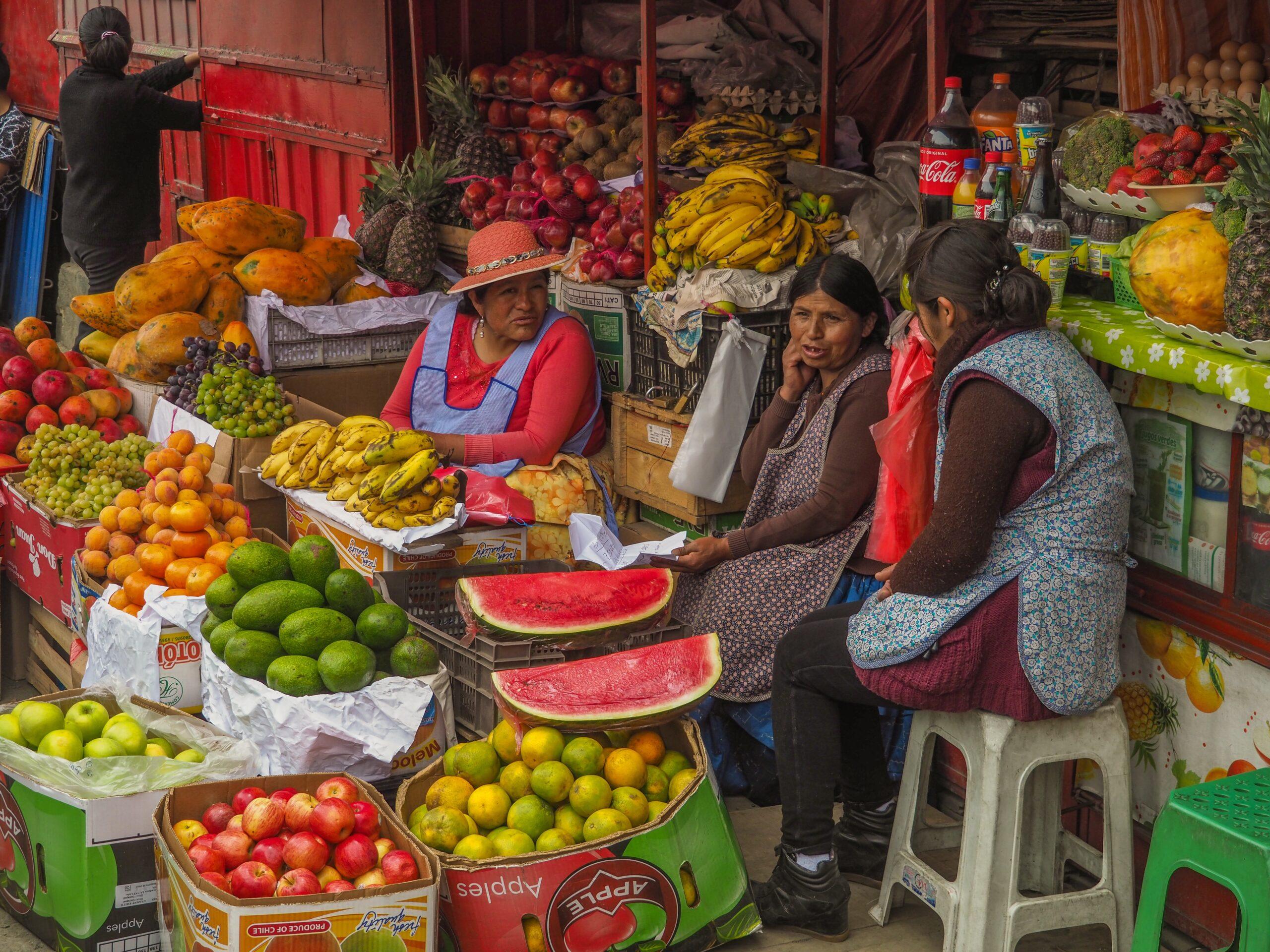Imagen de la noticia Fortalecimiento del ejercicio del derecho a la soberanía alimentaria y derechos de los pueblos indígenas originarios de Bolivia