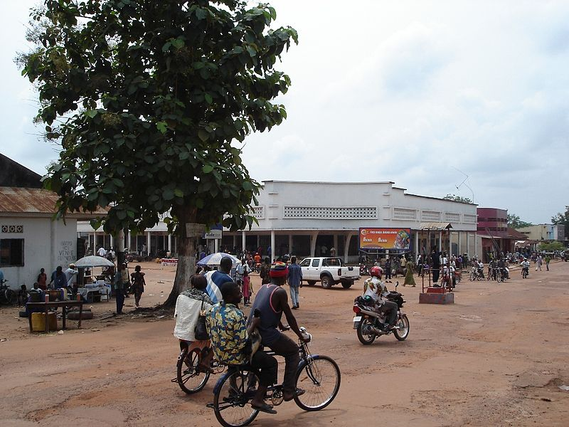 Imagen de fondo de Centro Congolés de Cultura, Formación y Desarrollo (CECFOR)