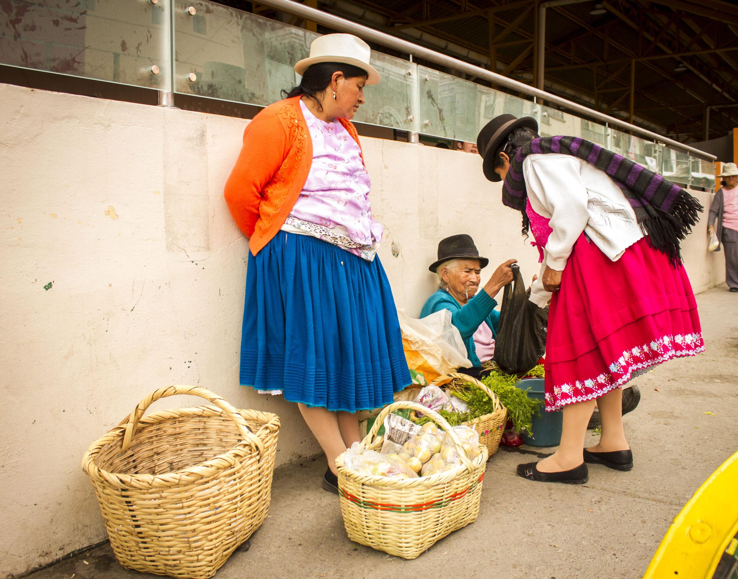 Imagen de la noticia Desarrollo de la equidad de género en 3 comunidades rurales de Cotopaxi (Ecuador)