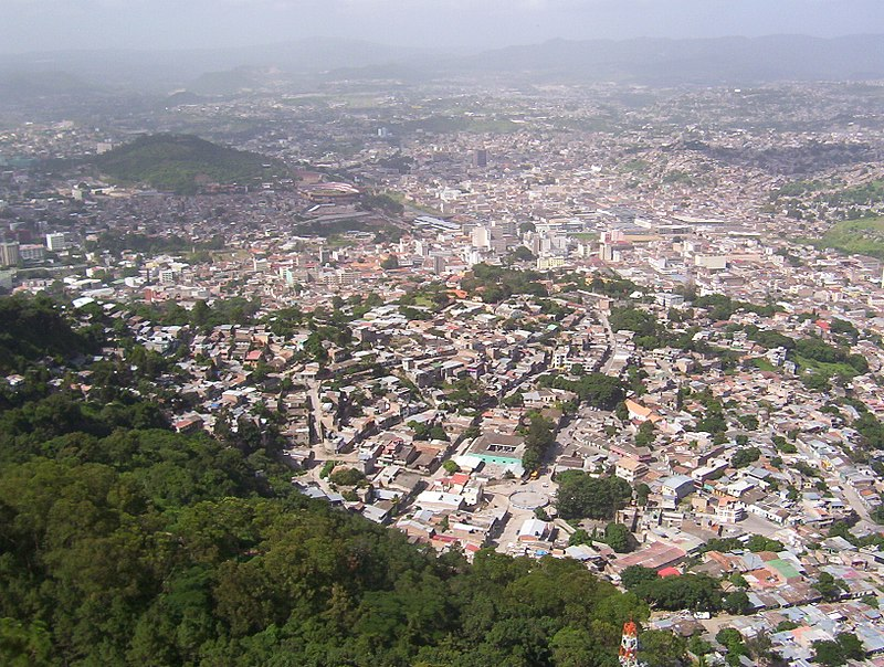 Imagen de fondo de Alcaldía de Tegucigalpa