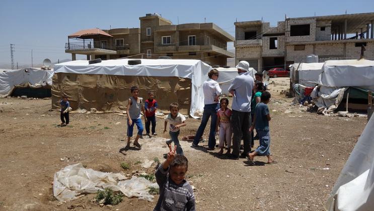 Imagen de la noticia Protección y asistencia a población refugiada en Líbano