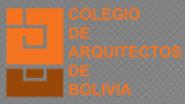 Colegio de Arquitectos de Bolivia
