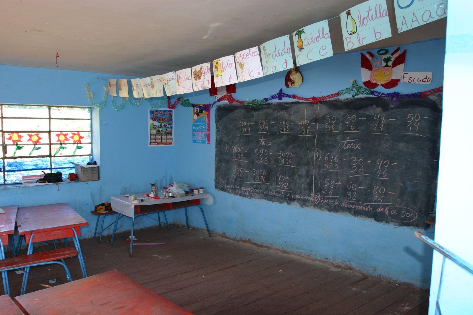 Imagen de la noticia Formación ciudadana intercultural y recuperación de saberes tecnológicos ancestrales para el ejercicio del derecho a la educación y la mejora de la calidad de vida en comunidades Alto Andinas de Perú