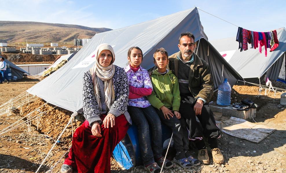 Imagen de la noticia Apoyo a los servicios de salud para la población refugiada de palestina en siria afectada por el conflicto