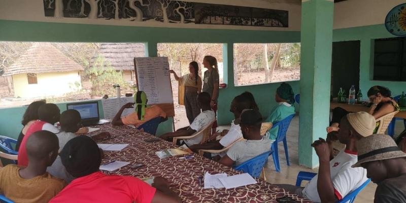 Imagen de la noticia Conservación, lucha contra la desertificación y desarrollo sostenible en el sureste de Senegal