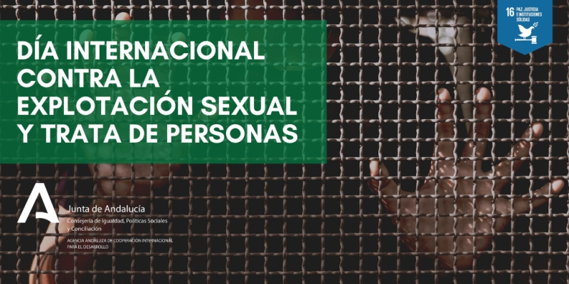 Imagen de la noticia 23 de septiembre: Día Internacional contra la Explotación Sexual y el Tráfico de Mujeres, Niñas y Niños