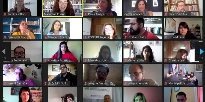 Imagen de la noticia La evaluación de la cooperación andaluza ante el COVID-19